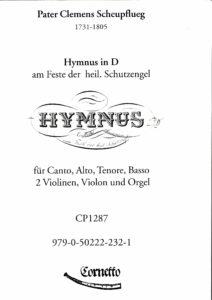 scheupflug - hymnus