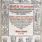Missale secundum